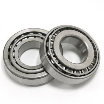 8 mm x 19 mm x 6 mm  ISO FL619/8 ZZ deep groove ball bearings
