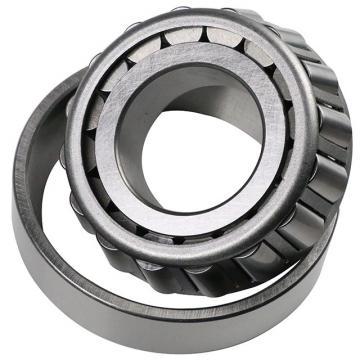 101,6 mm x 215,9 mm x 44,45 mm  Timken 40RIF133 cylindrical roller bearings